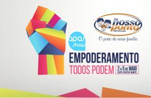 APAS SHOW 2017   EMPODERAMENTO TODOS PODEM