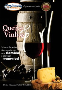 Especial de Inverno 2019 - Queijos & Vinhos