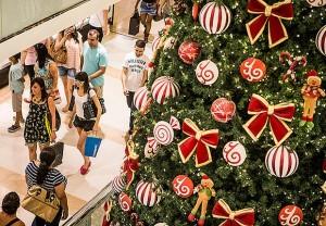 Natal acelera as vendas