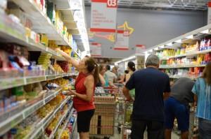 Supermercados registram crescimento de 4,61% em Fevereiro