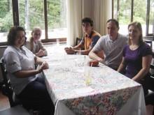 Almoço de Boas Festas Central Nosso Ponto 2013