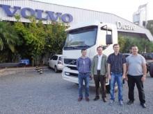 Aquisição de Caminhão Volvo agiliza entregas