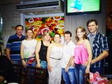 Encontro de Lideres agita as Lojas