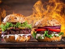Hambúrguer Gourmet em casa