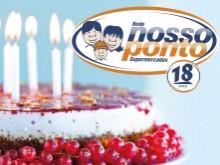 Rede Nosso Ponto comemora 18 anos
