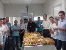 Reunião de Compradores  da Rede Nosso Ponto em Joinville