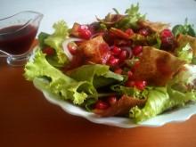 Salada Fatuche para Servir com Pizza