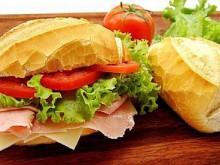 Sanduíche pra Garotada