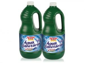 Água Sanitária Girando Sol 2L