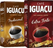 Café Iguaçu Vácuo Tradicional/Extra Forte 500g