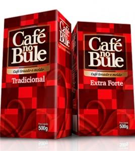 Café No Bulé Tradicional/Extraforte Vácuo 500g