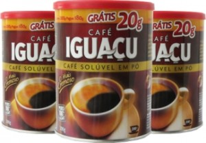 Caf� Sol�vel Igua�� Extra Forte/Tradicional Leve 200g Pague 180g