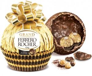 Chocolate Grand Ferrero Rocher 125g