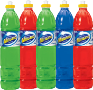 Detergente p/ Louças Minuano 500ml