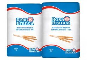 Farinha de Trigo Rosa Branca 5Kg