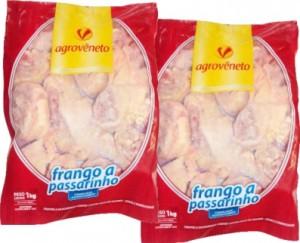 Frango a Passarinho IQF Agrovêneto 1Kg