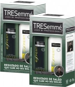 Kit Tresemme Shampoo 400ml + Condicionador 200ml