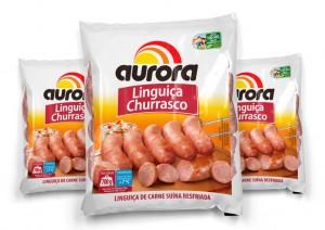 Linguiçinha Churrasco Aurora Resfriada 700g