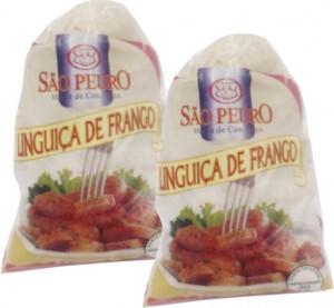 Linguiçinha de Frango São Pedro Kg