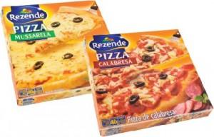 Pizza Pronta Rezende Sabores 460g