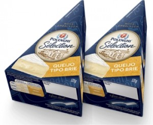 Queijo Polengui Brie 125g