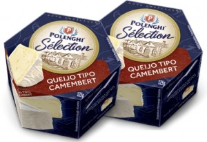 Queijo Polengui Camembert 125g