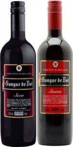 Vinho Tinto de Mesa Sangue de Boi 750ml (Seco-Suave)